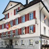 Gasthof zum Mohren, hotel in Willisau