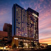 Hilton Cleveland Downtown, отель в Кливленде