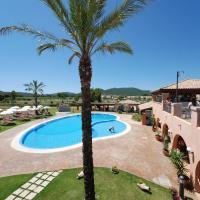 Alma Resort, hotell i Castiadas