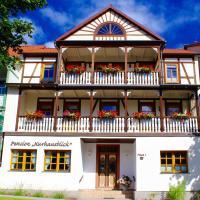 Pension Kurhausblick, hotel in Bad Suderode