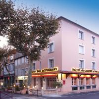 Hotel Restaurant du Centre et du Lauragais, hotel in Castelnaudary
