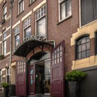 Hotel Courage Waalkade, hotel en Nimega