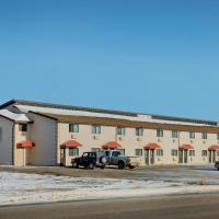 Nova Inn Kindersley, hotel em Kindersley