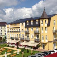 Hotel Bajkal, hotel v destinaci Františkovy Lázně