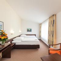 Novum Hotel Strijewski, hotel en Wolfsburg