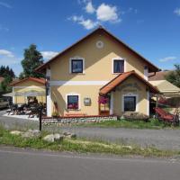 Pension Kamenný Dvůr, Hotel in Franzensbad