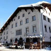 Hotel Parsenn, hotel in Davos