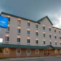 Victoria Inn, hotel en Ciudad Victoria