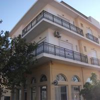 Platanos Rooms, hotel in Agia Marina
