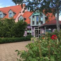 Hotel Ambiente, отель в городе Хальберштадт