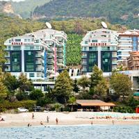 Konak Seaside Homes, отель в Каргычаке