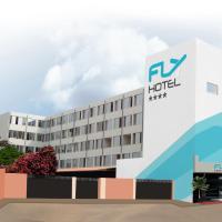 Fly Hotel, hotel near Quatro de Fevereiro International Airport - LAD, Luanda