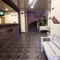 Гостиница Корела, отель в городе Приозерск