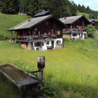 Ferienwohnung im Blockhaus Metzler, hotel in Schwarzenberg