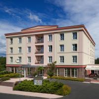 Francis Palace, hotel v destinaci Františkovy Lázně