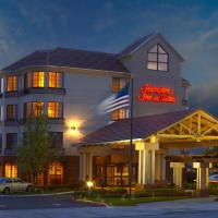 Hampton Inn & Suites San Francisco-Burlingame-Airport South, hotel in Burlingame