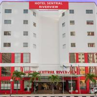 Hotel Sentral Riverview Melaka, hotel in Malacca