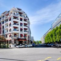 Hotel Eden, hotel Genfben
