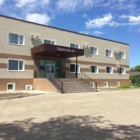 Hostel Sputnik, отель в городе Кущёвская