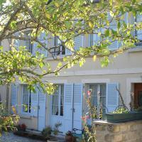 Chambres d'hôtes sur la Courtine de Coucy, hotel in Coucy-le-Château-Auffrique