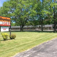 Dunlop Motel, hotel em Goderich