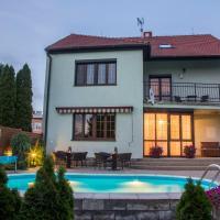 Villa Grande - Apartmány, отель в Оломоуце