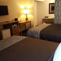 AArtpark Hotel Inn at Lewsiton, hotel v destinaci Lewiston