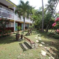 Hotel La Maison Creole, hotel in Le Gosier