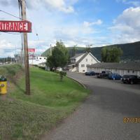 ValleyView Motel, hotel em Williams Lake