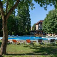 Wellness Hotel Szindbád, hotel in Balatonszemes