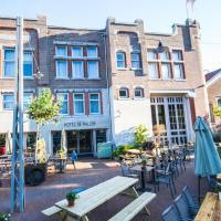 Hotel De Hallen, hotel in Oud West, Amsterdam