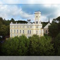 Hotel Štekl - Hrubá Skála, отель в городе Груба-Скала