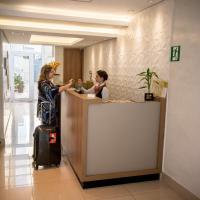 Hotel Estação Paraíso - ao lado do Metrô Paraíso e 600m da Av Paulista, ξενοδοχείο στο Σάο Πάολο