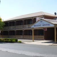 Albury Regent Motel, hotel in Albury