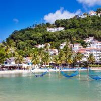 Windjammer Landing Villa Beach Resort, hotel in Gros Islet