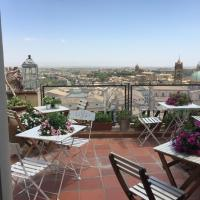 B&B TreMetriSoprailCielo Camere con vista terrazzo panoramico, hotel a Caltagirone
