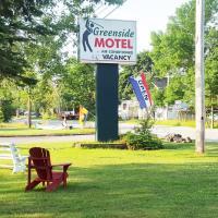 Greenside Motel, отель в городе Сент-Андрус