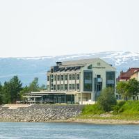 Fru Haugans Hotel, hotel in Mosjøen