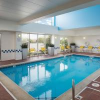 Fairfield Inn & Suites Chicago Midway Airport, hotel near Midway International Airport - MDW, Bedford Park