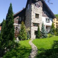 Pension Casa Contelui, hotel din Râşnov