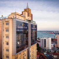 Golden Tulip Dar Es Salaam City Center Hotel, отель в городе Дар-эс-Салам