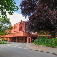 Swiss-Belhotel du Parc Baden, отель в Бадене