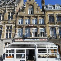 Hotel Old Tom, hotel a Ieper