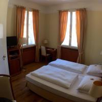 Hotel zum Erbprinzen, отель в городе Шветцинген