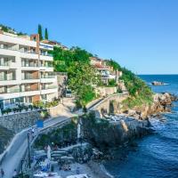 Hotel & Beach Club Mediterraneo Liman, hotel in Ulcinj