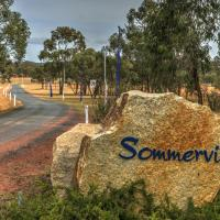 Sommerville Valley Tourist Park & Resort, hotel em Stanthorpe