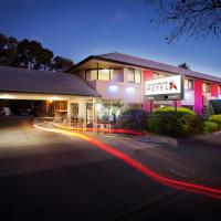 Central Deborah Motel, hotel in Bendigo