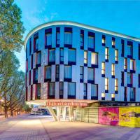 Hilton Garden Inn Stuttgart NeckarPark, hotel in Stuttgart