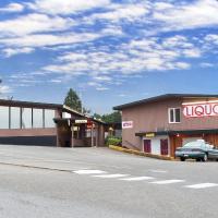 Dalewood Inn, hotel em Port McNeill