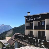 La Vallée Blanche Bikehotel, hotel in L'Alpe-d'Huez